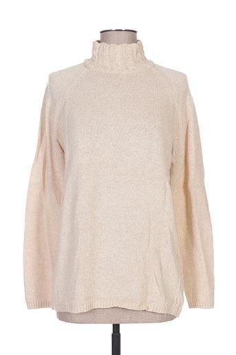 maxmara pulls femme de couleur beige