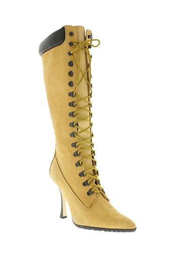 steve madden chaussures femme de couleur jaune
