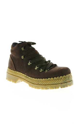 railer's chaussures homme de couleur marron