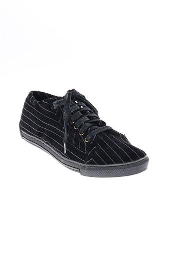 jump chaussures homme de couleur noir