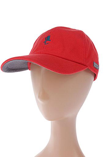 herman accessoires homme de couleur rouge