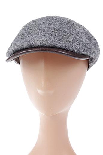 herman accessoires homme de couleur gris