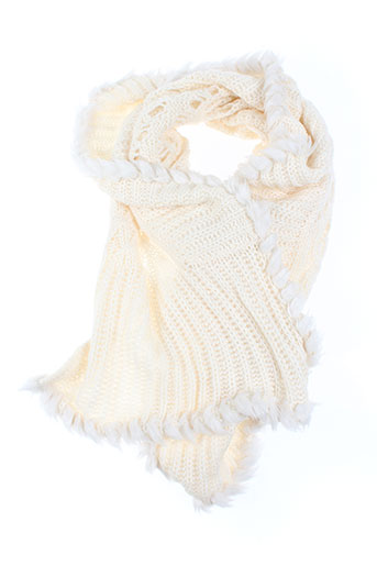 myrine EFFI_CHAR_1 me accessoires femme de couleur blanc