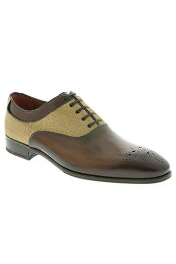 carvil chaussures femme de couleur marron