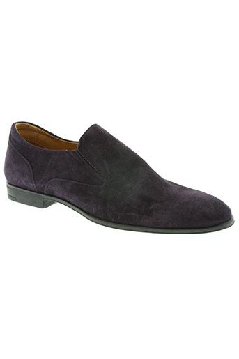 carvil chaussures homme de couleur violet