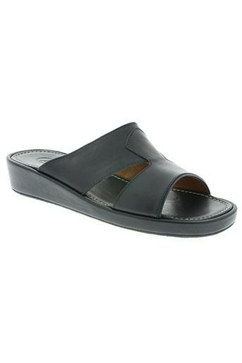 carvil chaussures homme de couleur bleu