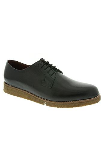 centre commercial chaussures homme de couleur noir