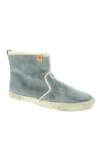goliath chaussures femme de couleur gris