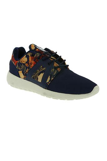 asfvlt chaussures femme de couleur bleu