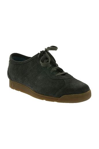 noël chaussures homme de couleur gris