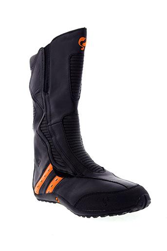 quick chaussures femme de couleur noir