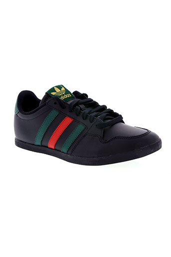 adidas chaussures homme de couleur noir