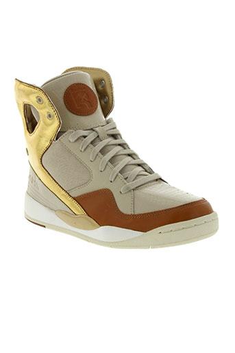reebok chaussures femme de couleur marron