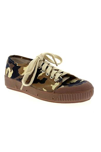 spring court chaussures unisexe de couleur beige