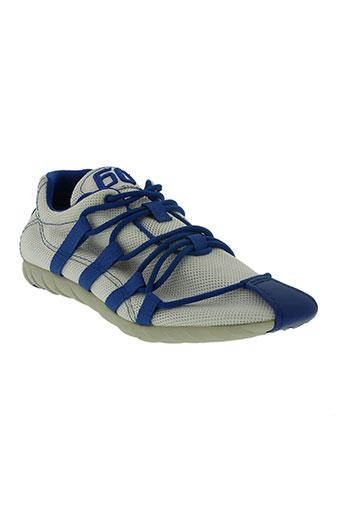miss sixty chaussures homme de couleur blanc