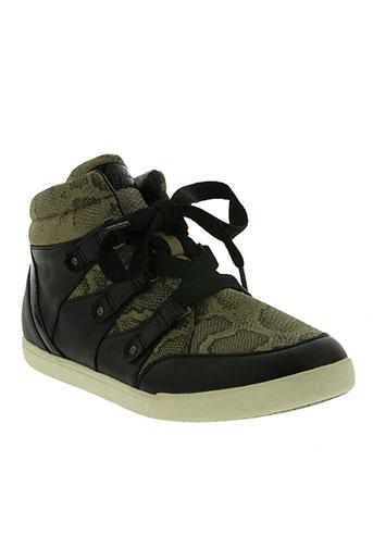 redskins chaussures homme de couleur vert