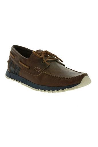 freeman t.porter chaussures homme de couleur marron