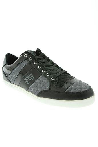 jim rickey chaussures homme de couleur gris