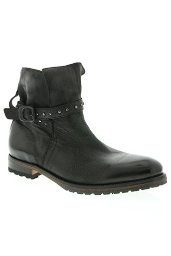 atelier voisin chaussures femme de couleur noir