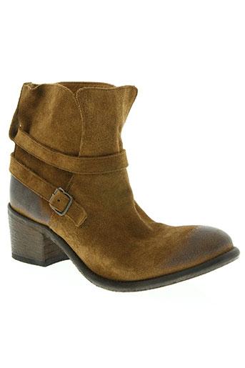 atelier voisin chaussures femme de couleur marron