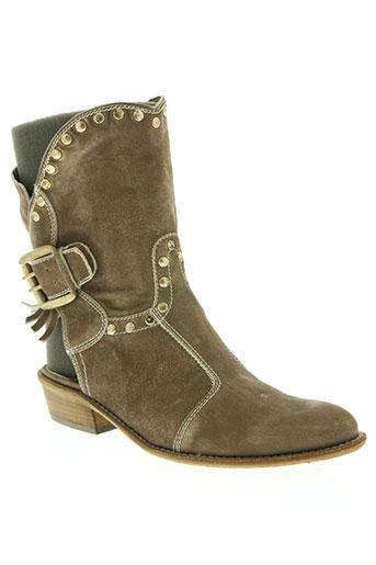 janet EFFI_CHAR_1 janet chaussures femme de couleur marron