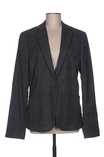 Veste chic / Blazer gris MAISON SCOTCH pour femme