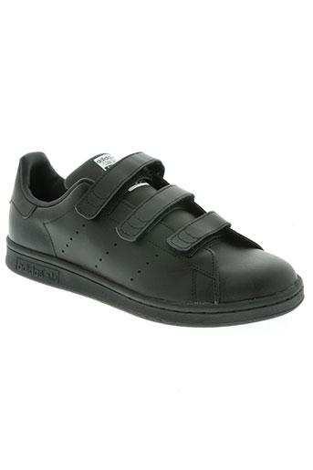 adidas chaussures unisexe de couleur noir