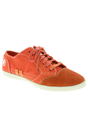tpacc by peter schmid chaussures homme de couleur orange