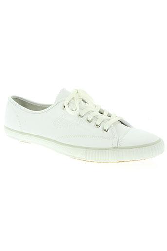 tretorn chaussures homme de couleur blanc