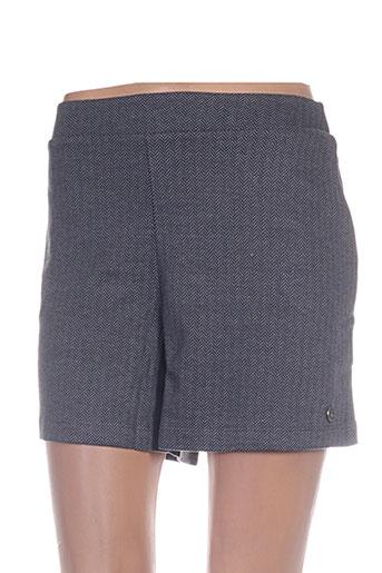 le petit baigneur shorts / bermudas femme de couleur gris