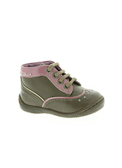 818b91fdaadec Chaussures KICKERS Fille Pas Cher – Chaussures KICKERS Fille