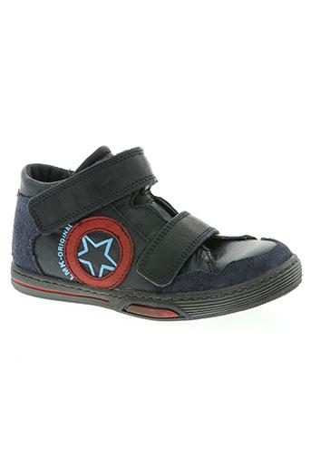 little mary chaussures fille de couleur bleu