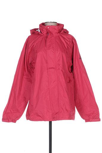 esprit de la mer manteaux femme de couleur rose