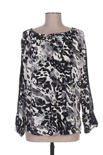 halogene chemises femme de couleur gris