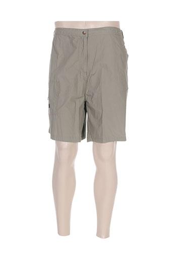 kalaïs shorts / bermudas homme de couleur vert
