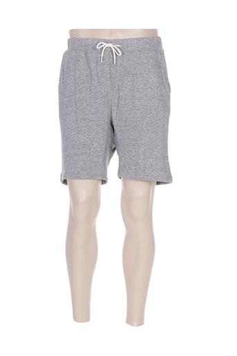 quiksilver shorts / bermudas homme de couleur gris