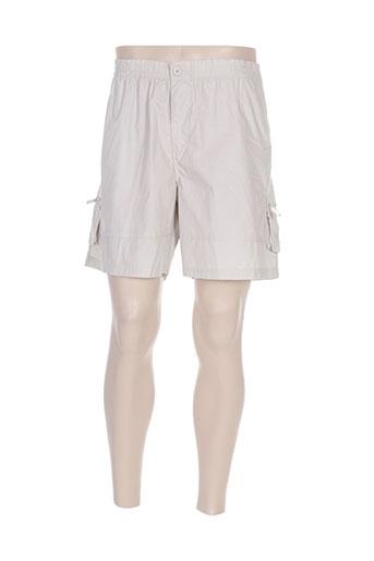 cbk shorts / bermudas homme de couleur gris