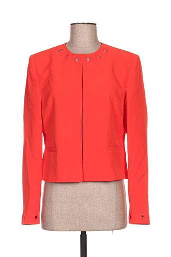 kocca vestes femme de couleur orange