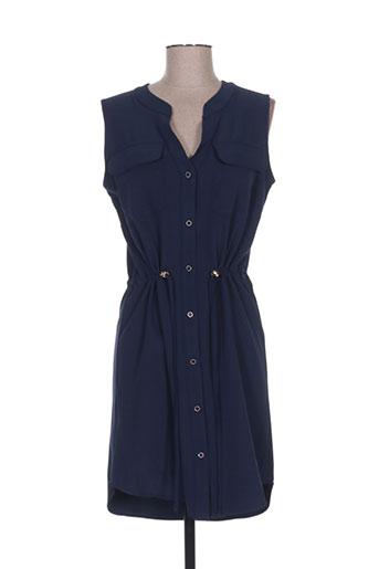 sistter robes femme de couleur bleu