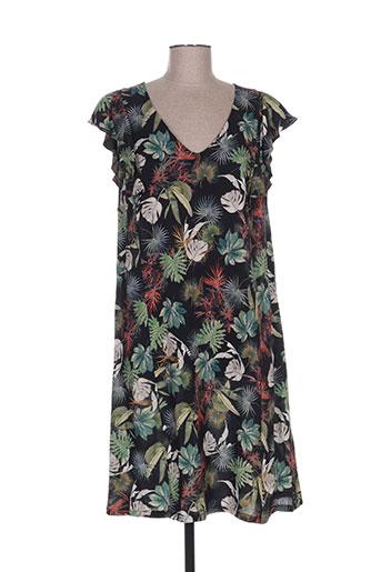 sistter robes femme de couleur vert