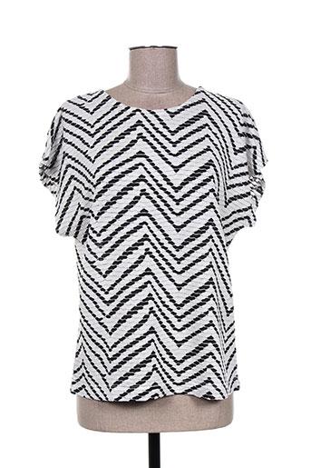 jensen t-shirts femme de couleur gris