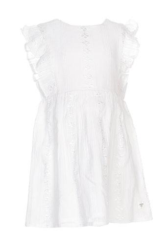 carrement beau robes fille de couleur beige