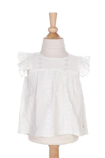 Robe mi-longue beige CARREMENT BEAU pour fille