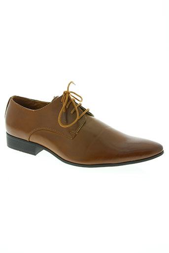 noex chaussures homme de couleur marron