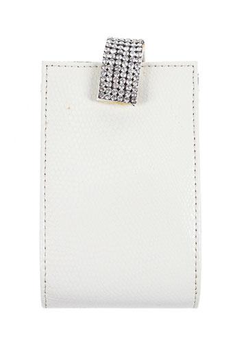 Pochette blanc AMBROSIA PARIS pour femme
