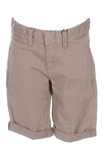 name it shorts / bermudas garçon de couleur marron