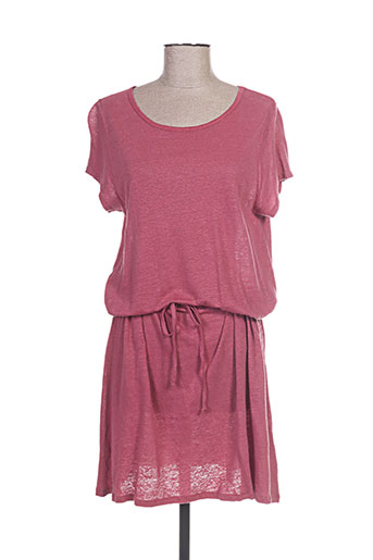 hartford robes femme de couleur rouge