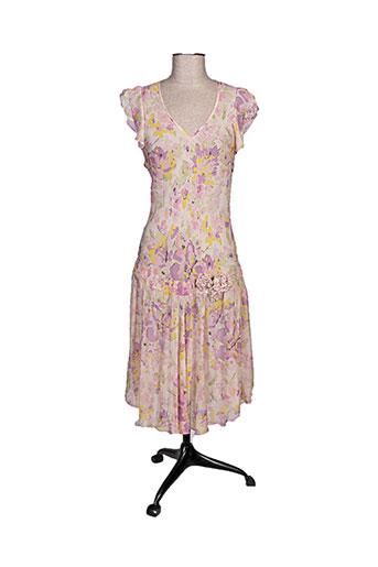 ralph lauren robes femme de couleur rose