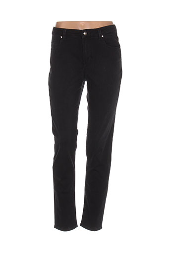 Jeans skinny noir CERUTTI pour femme