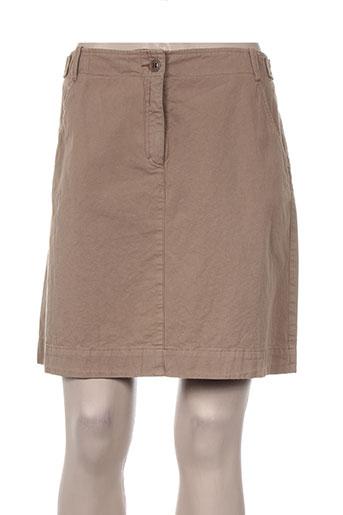 hartford jupes femme de couleur marron